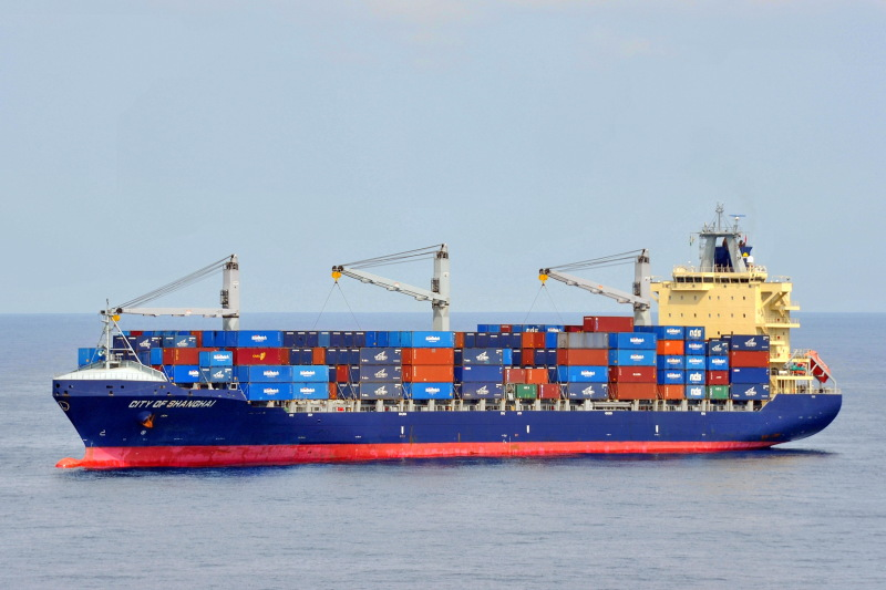 CONTAINER SHIP - 2.600 TEU