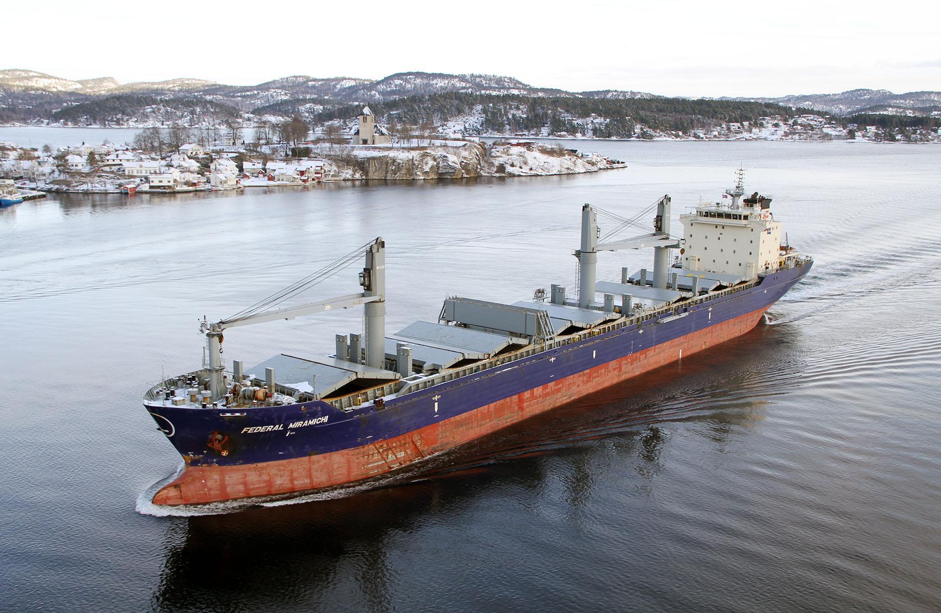 Reederei M  Lauterjung